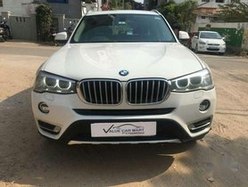BMW X3 xDrive 20d xLine 2014 AT for sale