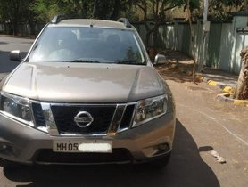 Used Nissan Terrano  XL 110 PS MT car at low price