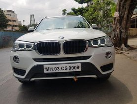 BMW X3 xDrive20d xLine AT 2017 for sale