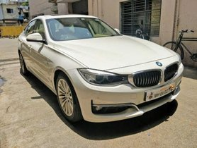 Used 2015 BMW 3 Series GT Luxury Line AT for sale