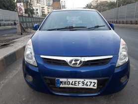 Used 2010 Hyundai i20 1.2 Asta Option with Sunroof MT for sale