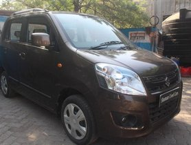 2015 Maruti Suzuki Wagon R VXI MT for sale