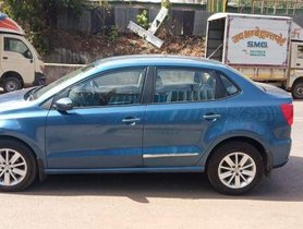 2017 Volkswagen Ameo  1.5 TDI Highline MT for sale at low price