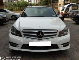 Mercedes-Benz C-Class C 220 CDI Avantgarde AT for sale