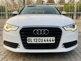 2012 Audi A6 AT 2011-2015 for sale