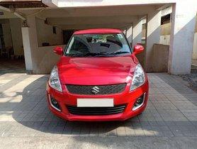 Used 2015 Maruti Suzuki Swift  VDI MT for sale