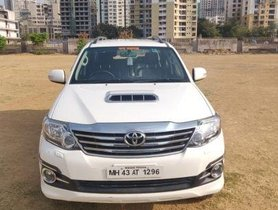 Used 2015 Toyota Fortuner 4x4 MT for sale