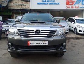 2012 Toyota Fortuner 4x2 Manual MT for sale at low price
