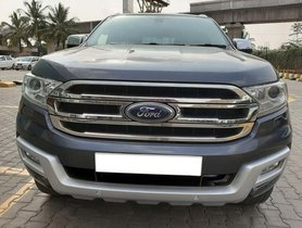 Used Ford Endeavour 3.2 Trend AT 4X4 car at low price