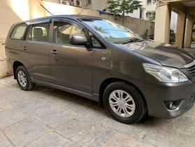 Toyota Innova 2.5 G4 Diesel 7-seater MT for sale