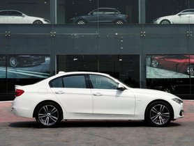 BMW 3 Series 320d Luxury Line AT for sale