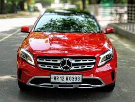 2018 Mercedes Benz GLA Class AT for sale at low price