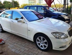 2011 Mercedes Benz S Class  S 350 CDI AT for sale