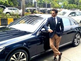 Cars of Anil Kapoor and Sonam Kapoor- From Mercedes-Benz S400 To Lamborghini Gallardo Spyder