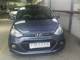 Used Hyundai Xcent 1.2 Kappa SX MT 2015 for sale