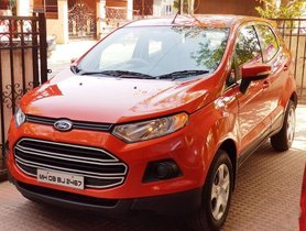 Used Ford EcoSport 1.5 DV5 MT Trend 2013 for sale