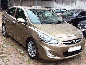 Hyundai Verna 1.6 SX CRDi (O) MT  for sale