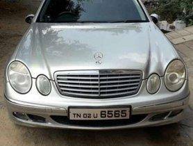 2005 Mercedes Benz E Class AT for sale at low price