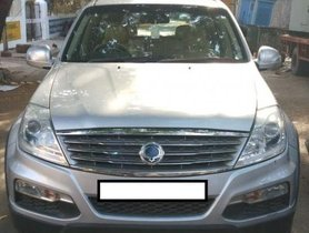 2014 Mahindra Ssangyong Rexton  RX6 MT for sale at low price