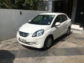 Used Honda Amaze VX i-Vtech MT 2014 for sale