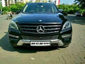 Mercedes Benz M Class ML 350 4Matic AT 2015 for sale