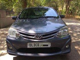 2013 Toyota Platinum Etios MT for sale at low price