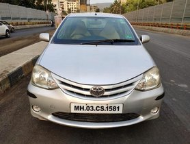 Toyota Etios Liva G MT 2011 for sale