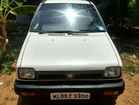 Used Maruti Suzuki 800 MT for sale car at low price