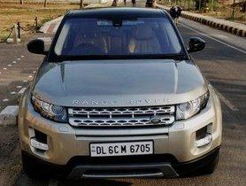 Land Rover Range Rover Evoque 2014 for sale