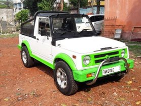 Maruti Gypsy King Soft Top MPI BSIV MT for sale
