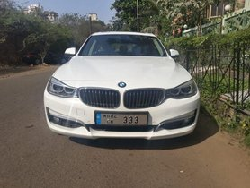 2014 BMW 3 Series GT Luxury Line AT  for sale at low price