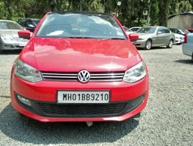 Used 2012 Volkswagen Polo Diesel Highline 1.2L MT for sale