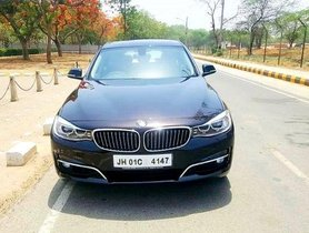 2016 BMW 3 Series GT Luxury Line AT  for sale