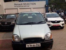 Used Hyundai Santro LS zipDrive Euro I MT car at low price