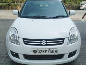 Used Maruti Suzuki Dzire VXI MT car at low price