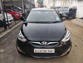 Used Hyundai Verna 1.6 EX VTVT MT car at low price