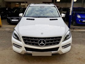 2015 Mercedes Benz M Class ML 320 CDI AT for sale