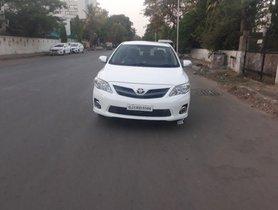 Used Toyota Corolla Altis Diesel D4DJ MT car at low price