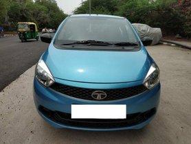 Used Tata Tiago  1.05 Revotorq XE MT car at low price