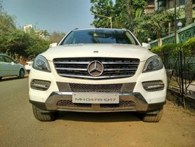 2012 Mercedes Benz M Class ML 350 4Matic AT for sale at low price