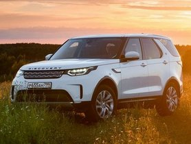 Land Rover Discovery 2.0-litre diesel launched in India
