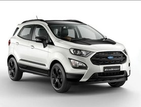 Ford Lowers Price of EcoSport By Rs 57,400