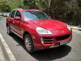 Used Porsche Cayenne Turbo AT 2008 for sale