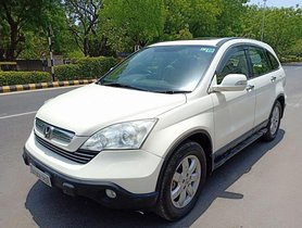 Used 2009 Honda CR V 2.4 MT for sale