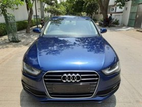 Audi A4 2.0 TDI 177 Bhp Technology Edition AT 2014 for sale