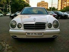 1998 Mercedes Benz E Class AT for sale at low price