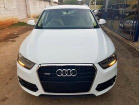 Audi Q3 AT 2012-2015 2014 for sale
