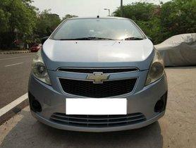 Used Chevrolet Beat LS MT car at low price