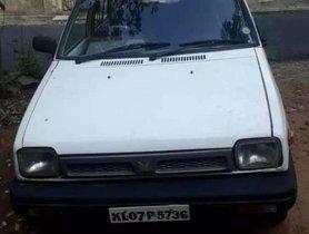 Used Maruti Suzuki 800 car 1996 MT at low price