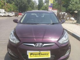 Used Hyundai Verna car 2012 MT for sale  at low price